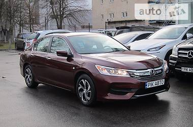 Honda Accord 2.4i LX AT 2015