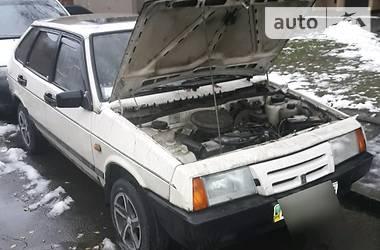 ВАЗ 2109 1991