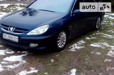 Peugeot 607 2.2i 2002