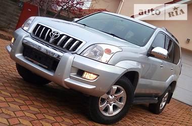 Toyota Land Cruiser Prado GX 2009