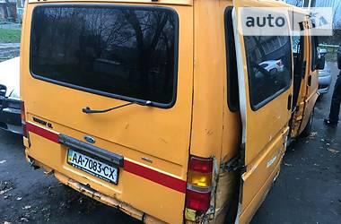 Ford Transit пасс. 1992