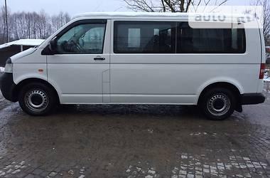 Volkswagen T5 (Transporter) пасс. MAXI 2004