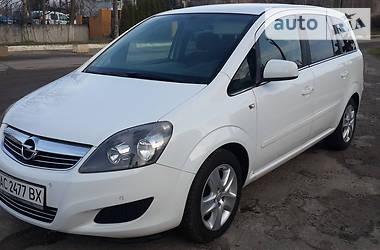 Opel Zafira 7 мест 2011