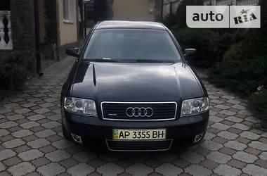 Audi A6 3.0 v6 30 2003