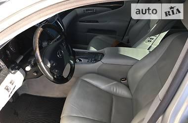 Lexus LS 460 1UR-FSE V8 2007