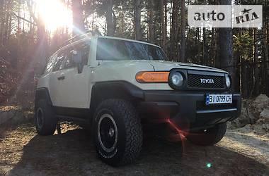 Toyota FJ Cruiser  trail teams 2010