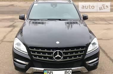 Mercedes-Benz ML 350 BLUETEC/D 4MATIC 2012