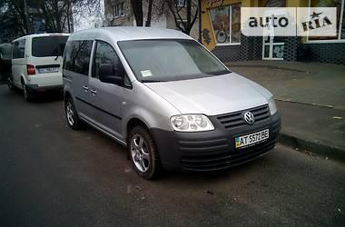 Volkswagen Caddy пасс. SDI 2.0 2005