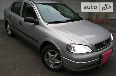 Opel Astra G 2009