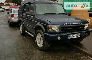 Land Rover Discovery  2002