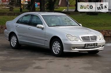 Mercedes-Benz C-Class ELEGANCE 2001