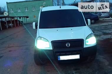 Fiat Doblo груз. Cargo 2008