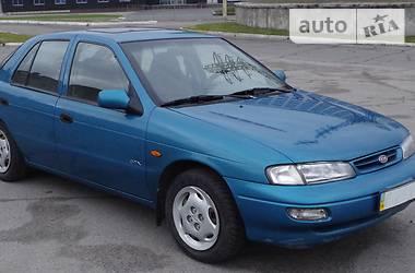 Kia Sephia GTX 1997