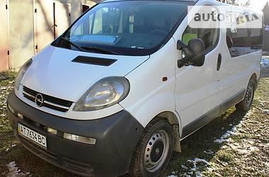 Opel Vivaro пасс. 7+1 2006