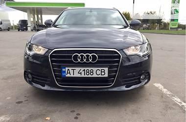 Audi A6 2012