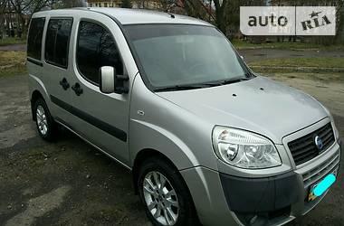 Fiat Doblo пасс. Family 2006