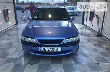 Opel Vectra B 2,5 v6 1998