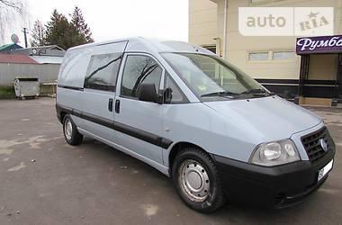 Fiat Scudo пасс. -LONG- 2006