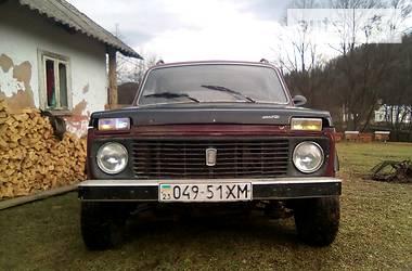 ВАЗ 2121 4x4 1986