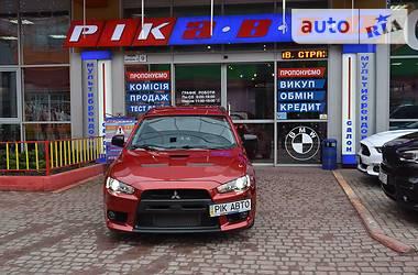 Mitsubishi Lancer Evolution 2008