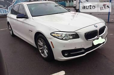 BMW 528 sport 2015