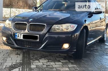 BMW 320 Restailing 2009