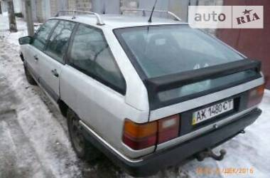 Audi 100 avant 1984