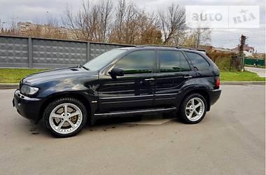 BMW X5 4.6is. 2003