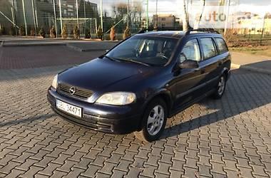Opel Astra G 1.6 LPG 1999