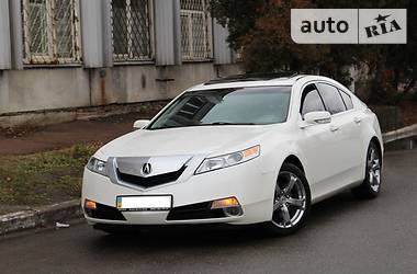Acura TL 3.7 Sh-awd 2010