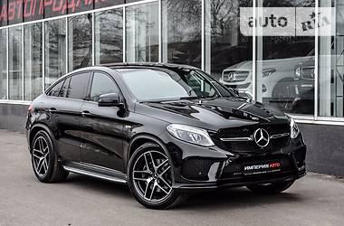 Mercedes-Benz GLE-Class AMG 4.3 2018