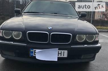 BMW 735 Long 2000