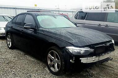 BMW 328 i Xdrive 2013