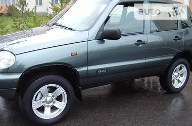 Chevrolet Niva GLS 2008