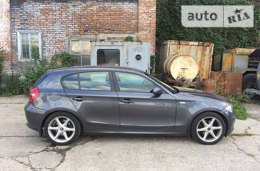 BMW 118 e87 118d 2007