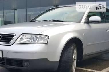 Audi A6 2.5 TDI. V6 2001