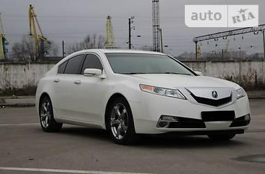 Acura TL 3.7 4wd 2010