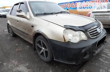 Geely CK-2 LS GT 2010