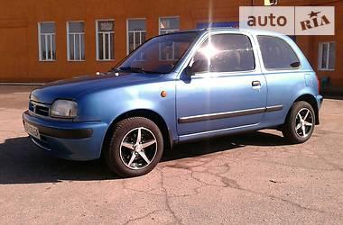 Nissan Micra 1995