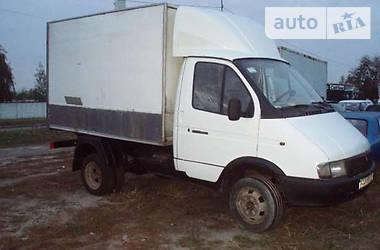 ГАЗ 3302 Газель 2002