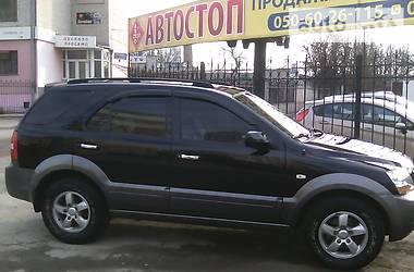 Kia Sorento Turbo-Sport Lux 2008