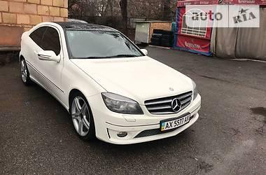 Mercedes-Benz CLC 200 CLC 200 K AMG 2010
