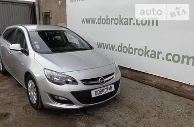 Opel Astra J 1.7CDTI 2013