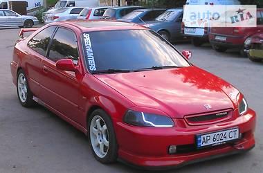 Honda Civic SI VTEC 1998