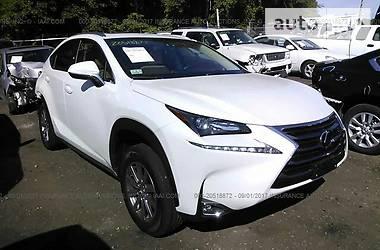 Lexus NX 200  2017