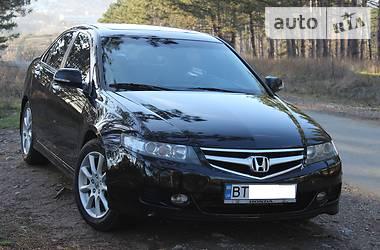 Honda Accord 2.4 CL9 2006