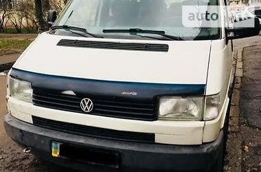 Volkswagen T4 (Transporter) пасс. LONG 1995