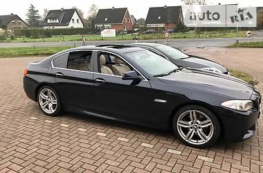 BMW 520 M paket 2013