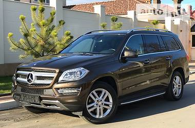 Mercedes-Benz GL 350 BlueEFFICIENCY 2015