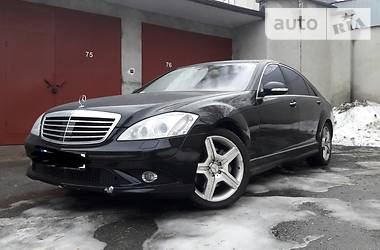 Mercedes-Benz S 550 4Matic AMG 2007